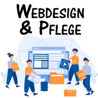 Webdesign & Pflege